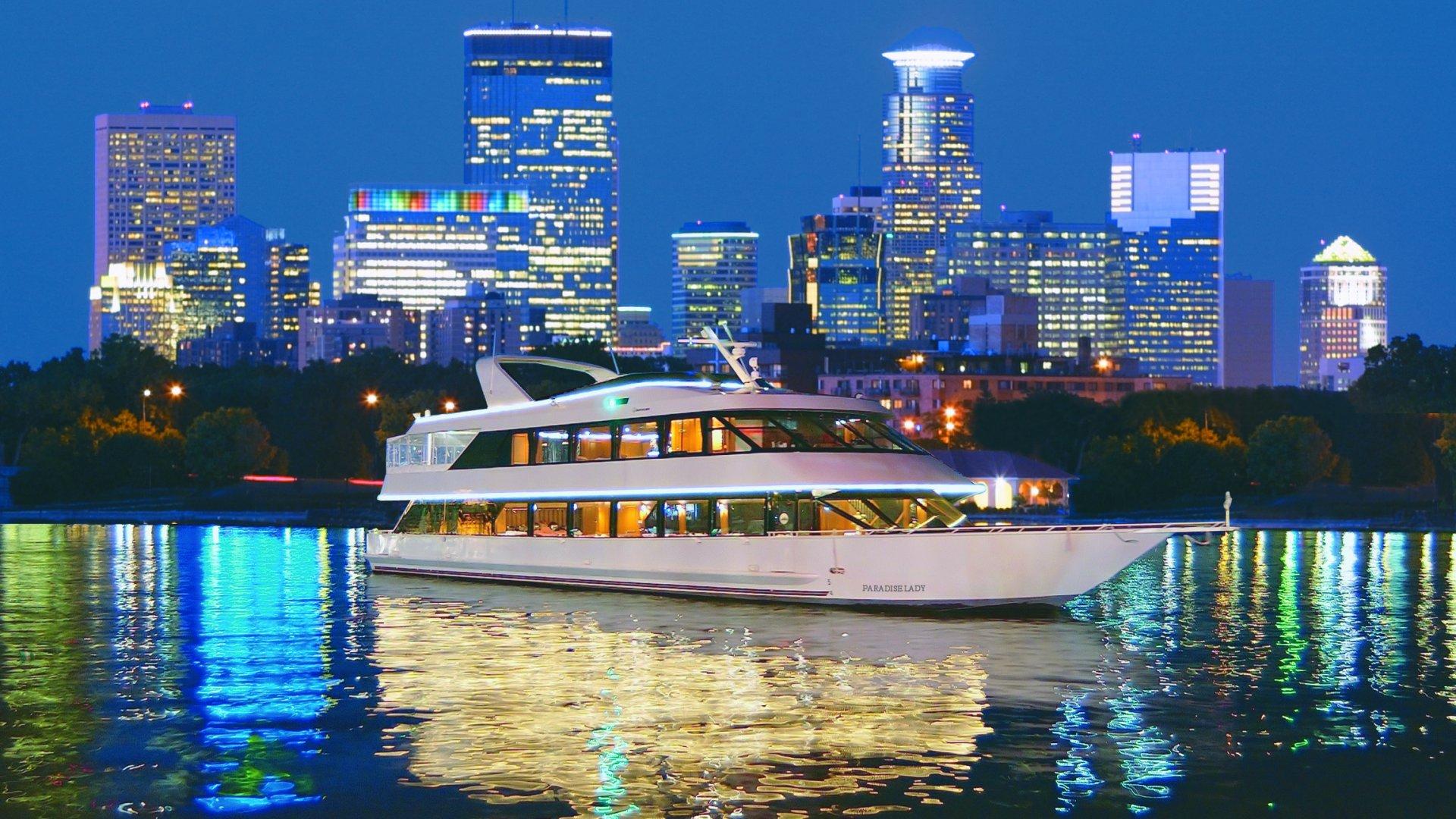 Paradise Charter Boat