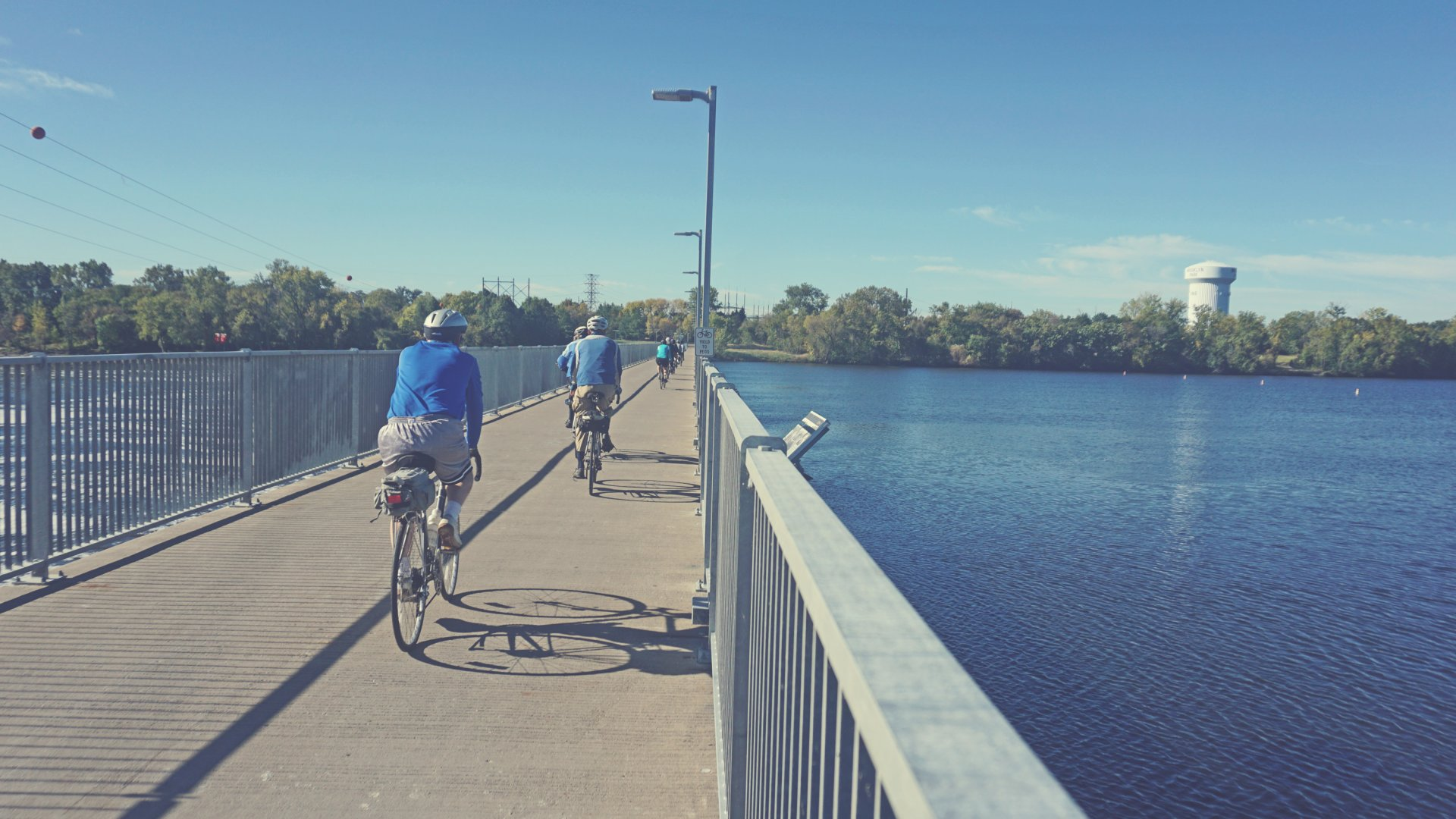 Exploring Minneapolis Northwest by Bicycle