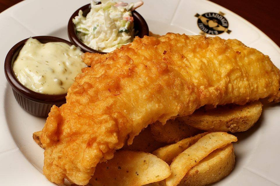 Claddagh Fish & Chips