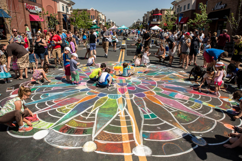 Chalkfest Kids Activities