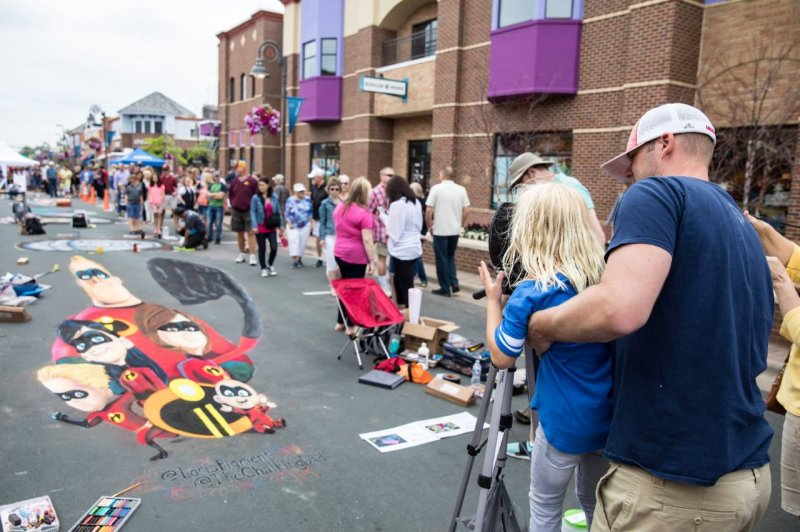 Chalkfest Incredibles