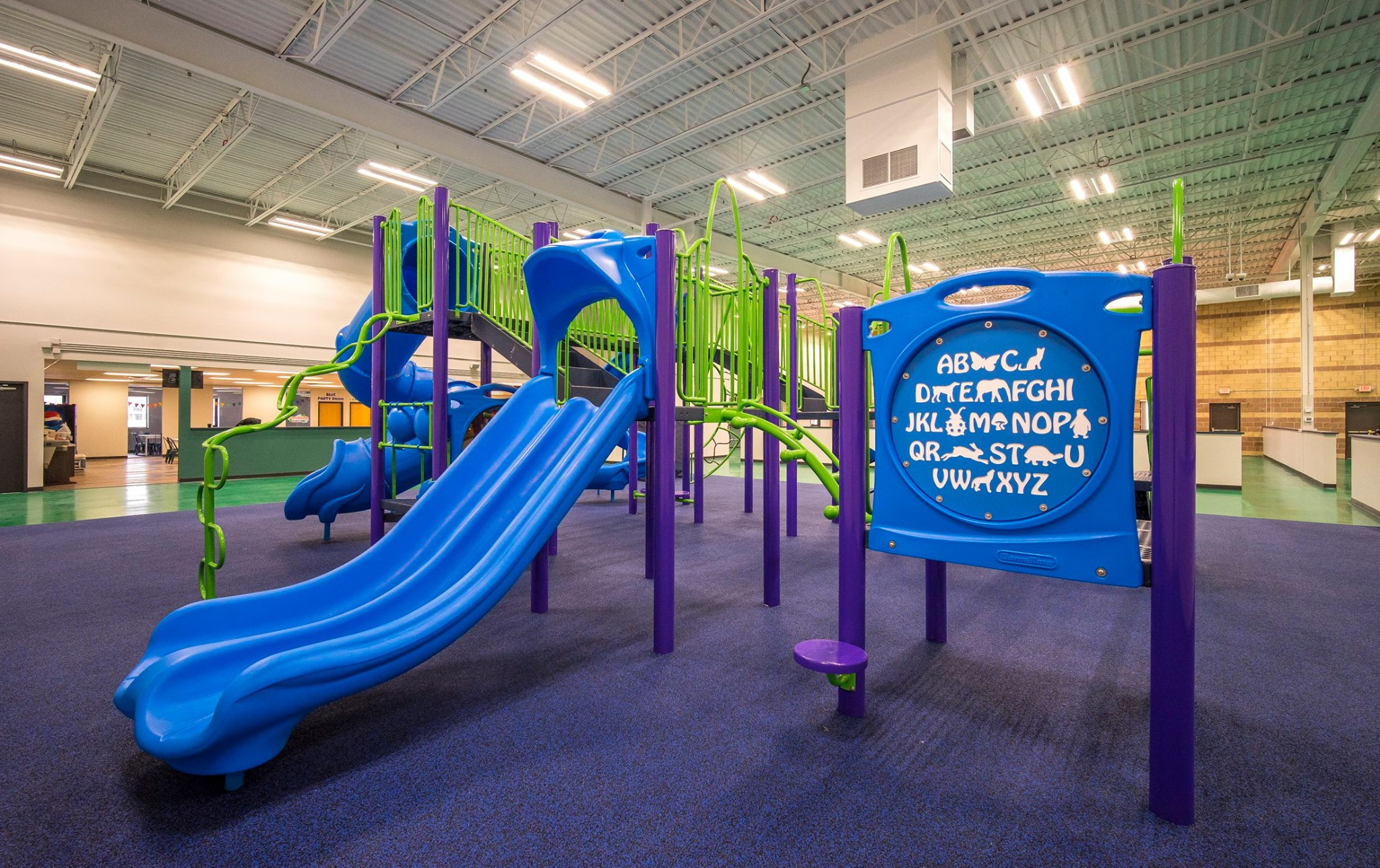 indoor park for kids