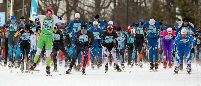 ski festival, popular winter event