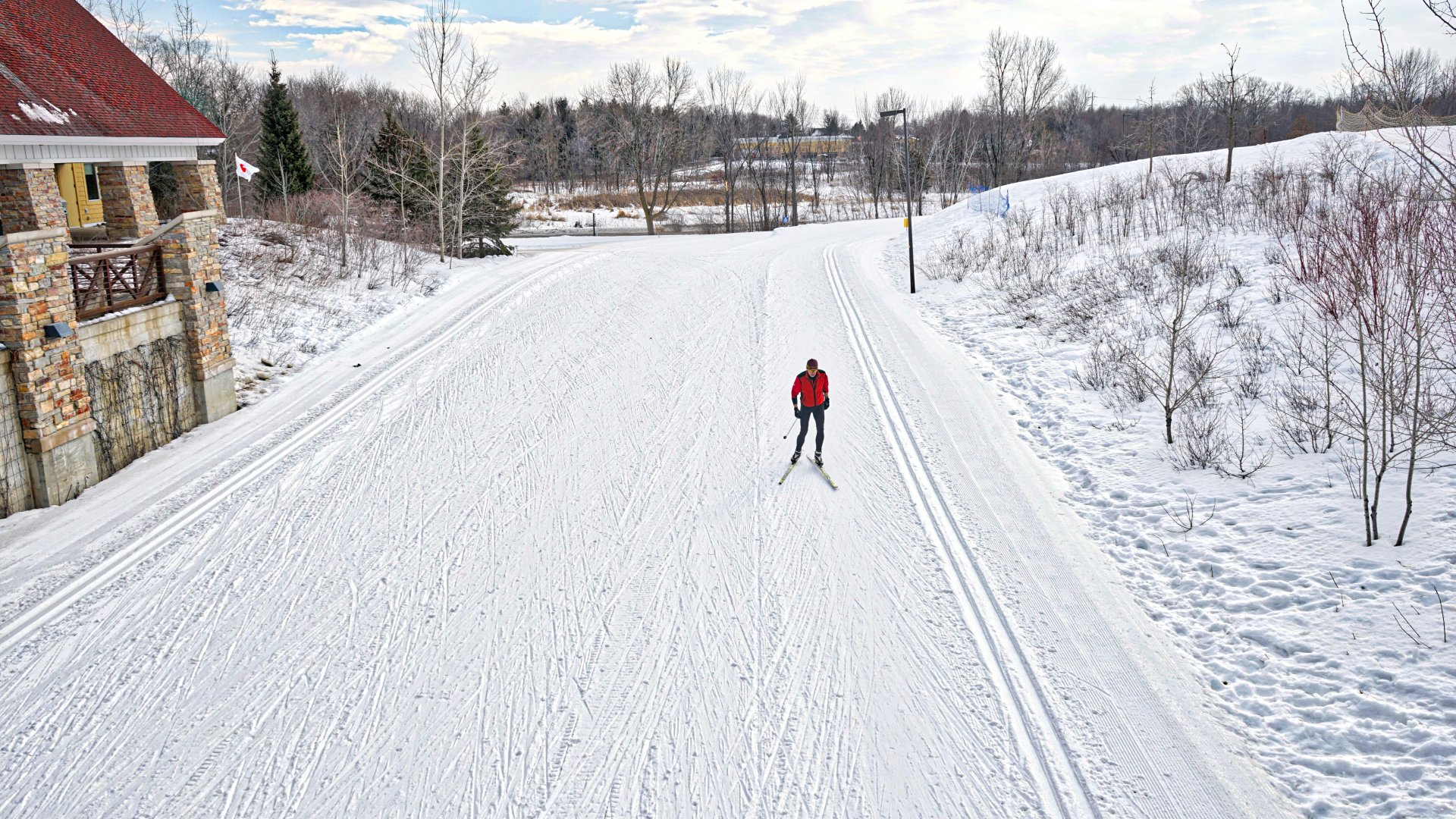 Elm Creek Park Reserve features more than 70 miles of groomed Nordic ski trails and exciting winter sports like snow tubing, skiing and fat biking. Plan your trip now!