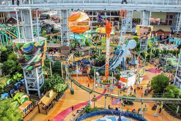 Indoor amusement park located inside the Mall of America. It is a national destination for families.