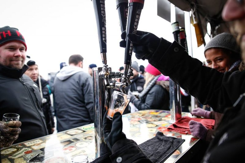 Beer Dabbler Winter Carnival