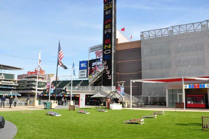 Target Field Gate 34
