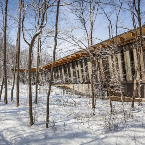 Eastman nature center