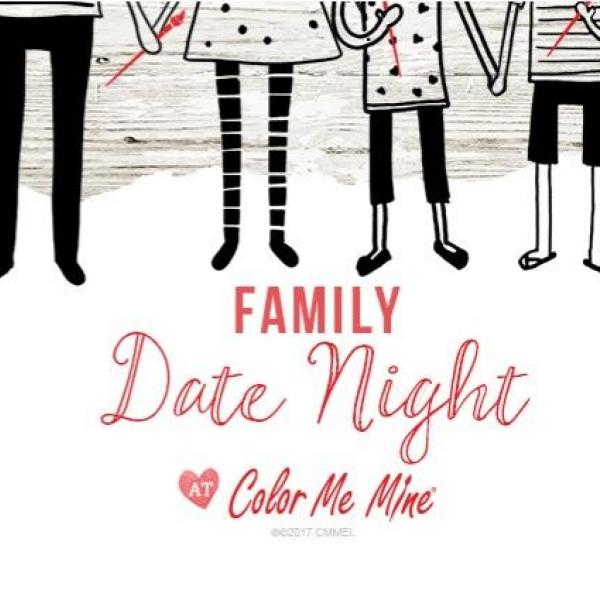 Family date night
