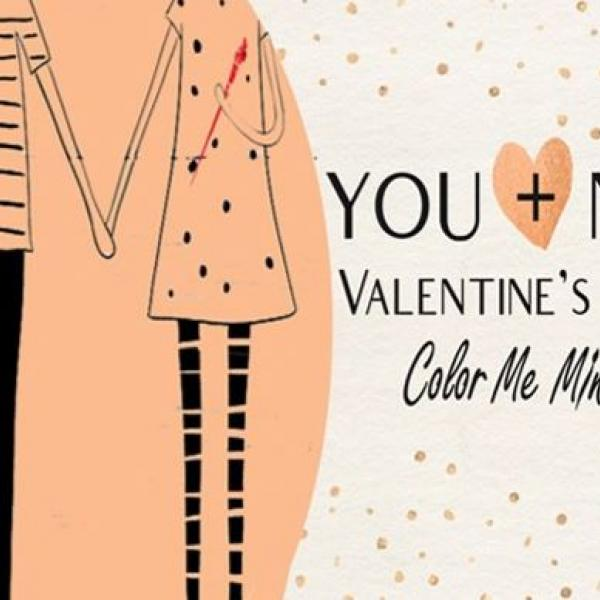 You and me valentines day