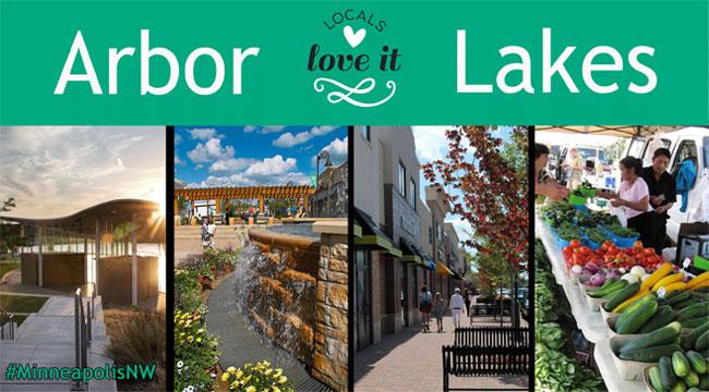 Arbor Lakes Locals Love It