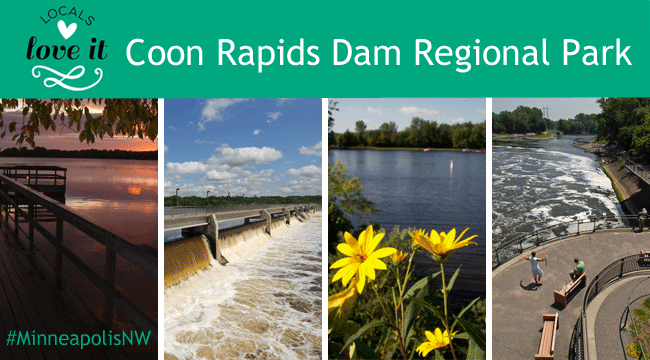 Locals Love It Coon Rapids Dam Regional Park