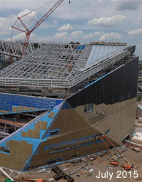 July Stadium Update