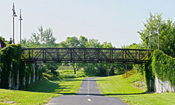Elm Creek Bike Trail