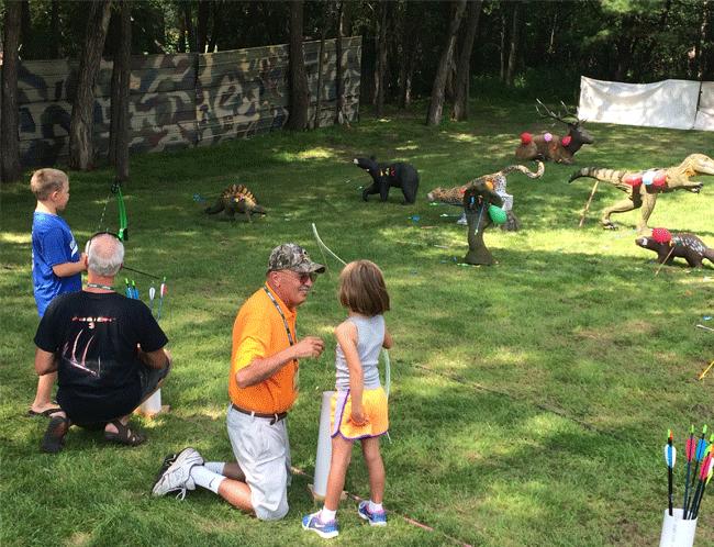game fair archery