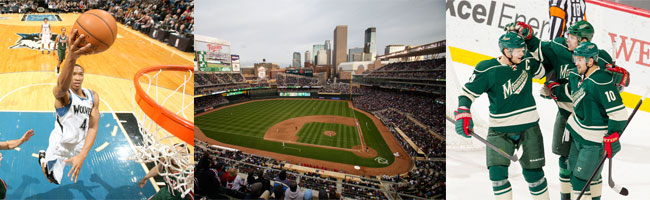 Date ideas in Minneapolis for sports lovers