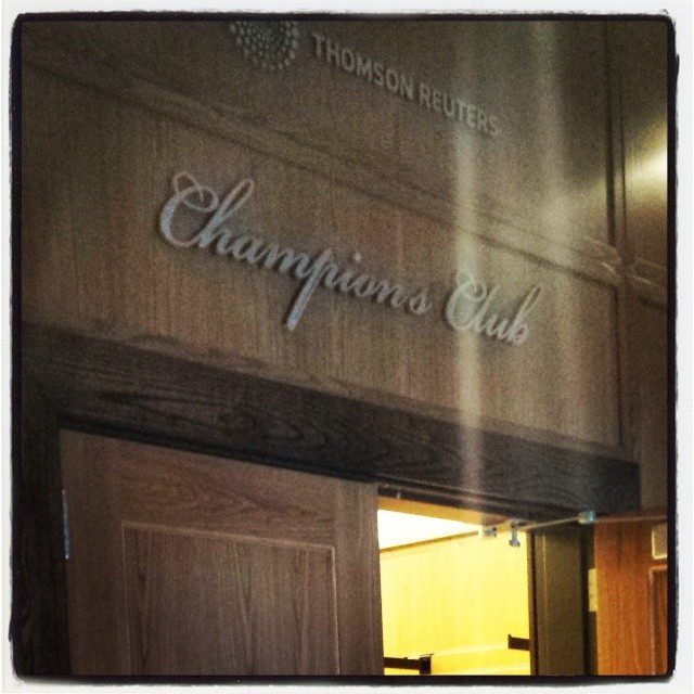Target Field Champions Club Entrance | Minneapolis Northwest