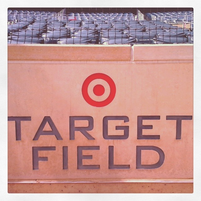 Target Field Logo | Minneapolis Northwest