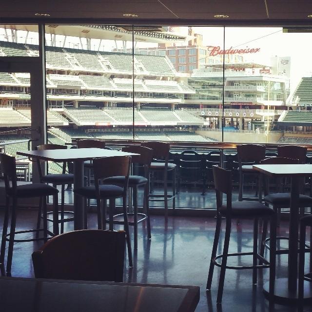 Target Field Suite View | Minneapolis Northwest