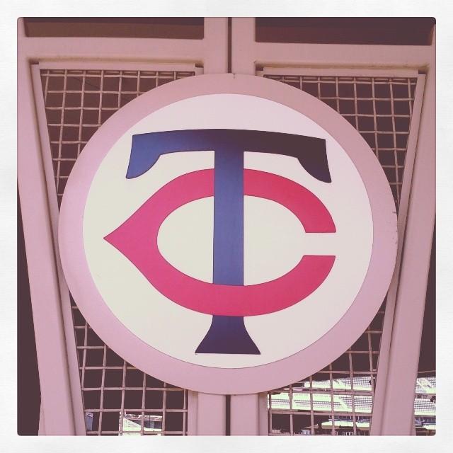 Target Field TC Logo | Minneapolis Northwest