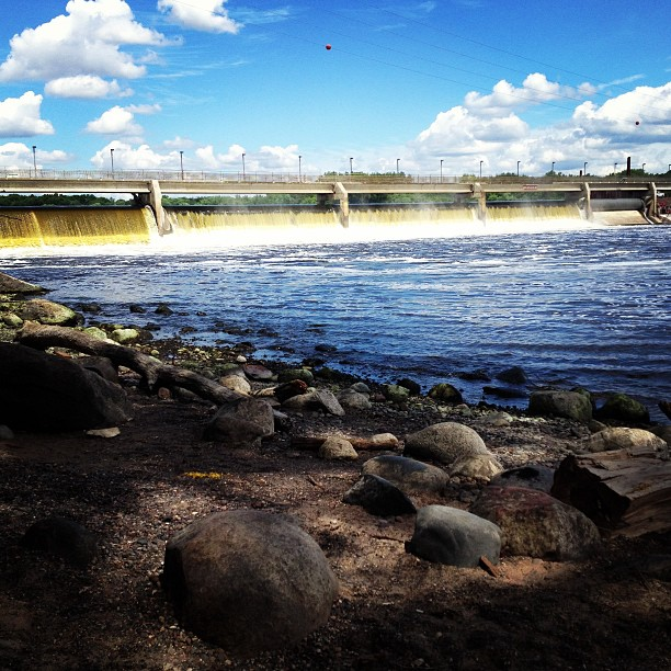 Instagram Worthy Coon Rapids Dam | Minneapolis Northwest