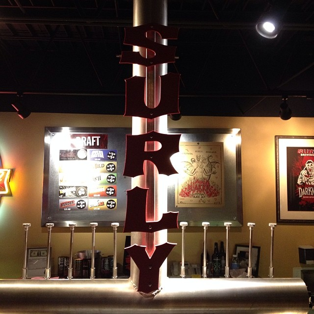 Instagram Worthy Surly Brewing 2 | Minneapolis Northwest