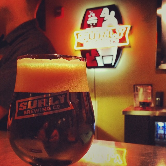 Instagram Worthy Surly Brewing | Minneapolis Northwest