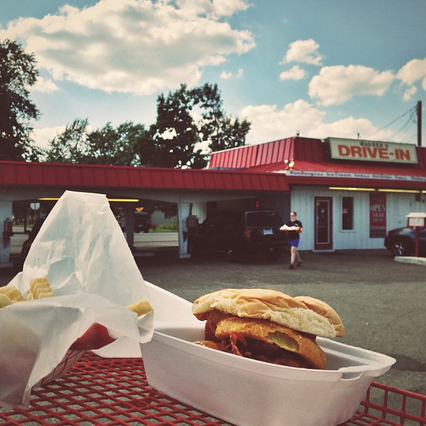 Instagram Worthy Wagner's Drive In | Minneapolis Northwest