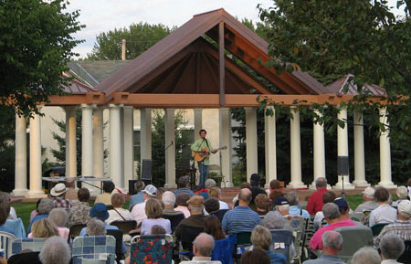 Osseo Music & Movies in the Park