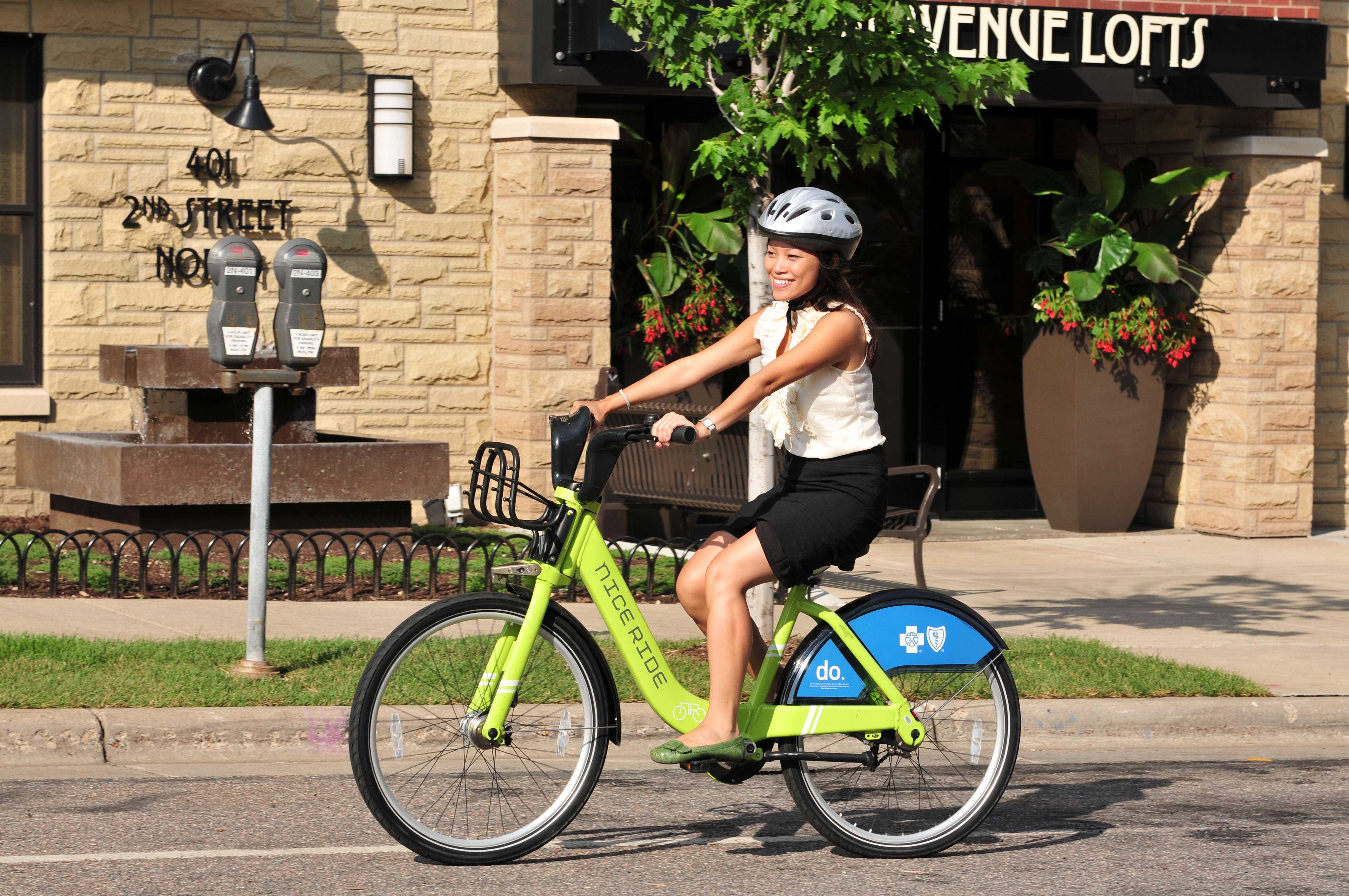 Nice Ride Minnesota Biking | Minneapolis